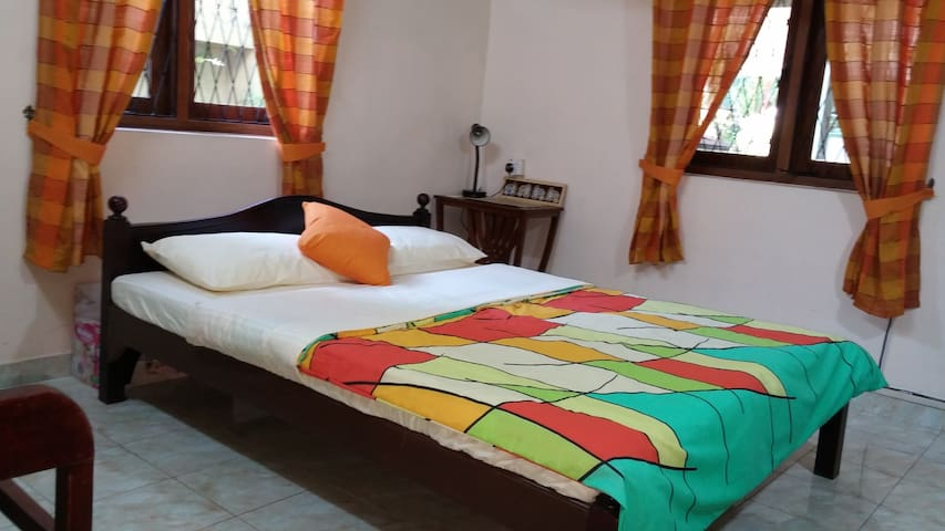 Bed and Breakfast in a clean and green locality