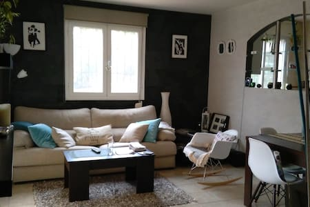 Fantastic ground floor apartment with garden - Marratxí