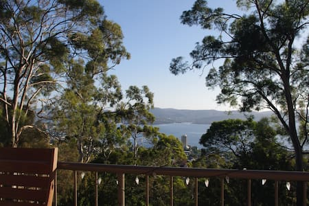 Why not enjoy the view in Hobart? - Mount Nelson - 獨棟