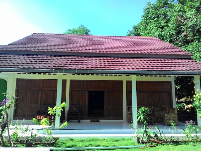 Griya Harja    - Borobudur - Bed & Breakfast