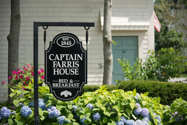 6.  Captain Farris Suite - The Captain Farris House