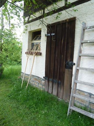 Kleines Haus mit schönem Garten - Nentershausen - 단독주택
