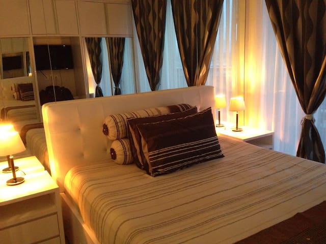 Cozy & Comfy at Dago Suites Apartment Bandung