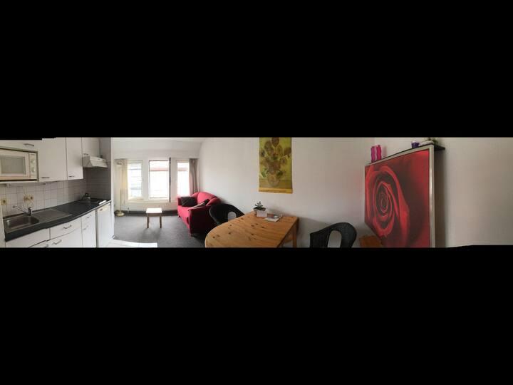 Rustige duplex in Residentie parkstraat 140
