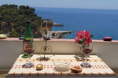 Eleni Studios The Unique Sea view Of Chora Sfakion
