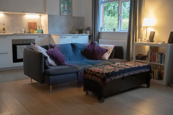 Beautiful apartment 10 mins to city centre