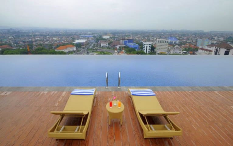 Best Cozy Apartement in Center point Semarang