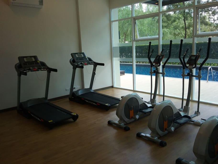 Gym Build A