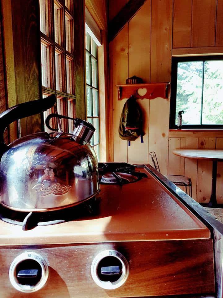 Ptarmigan Hills Lookout Cabin
