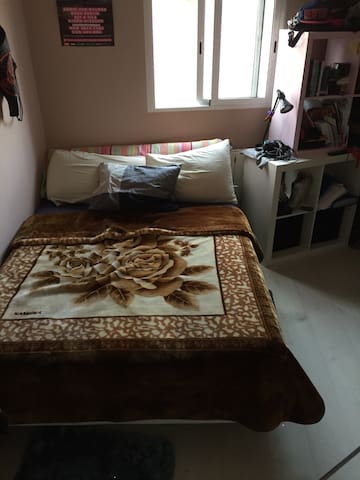Affordable and cozzy room - Madrid - Appartamento