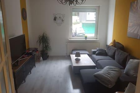 50 qm Wohnung in Wuppertal-Barmen