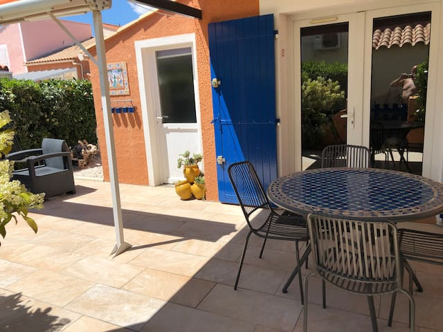Belle Petite Villa dans résidence calme.