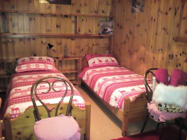 bormio centro,  accogliente camera - Bormio - Bed & Breakfast