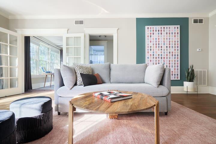 Sonder | Elliston Suites | Historic 2BR