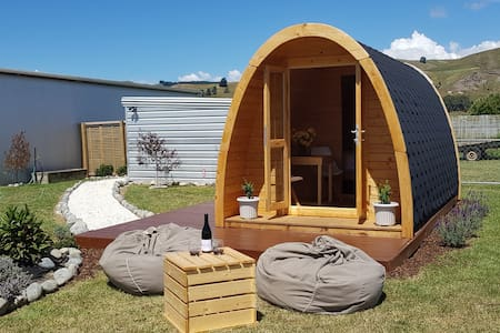 The Camping Pod