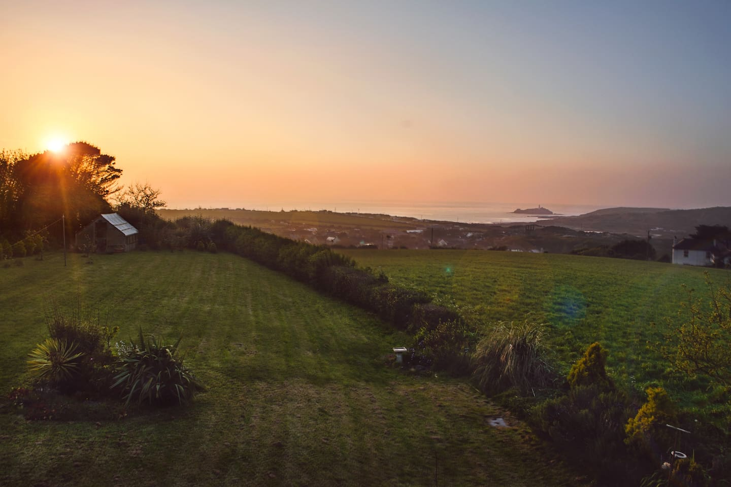 The best sunset views over dreamy St. Ives Bay