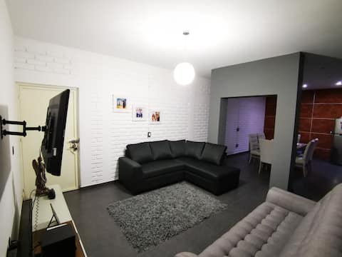 A beautiful and super comfortable apartment for you