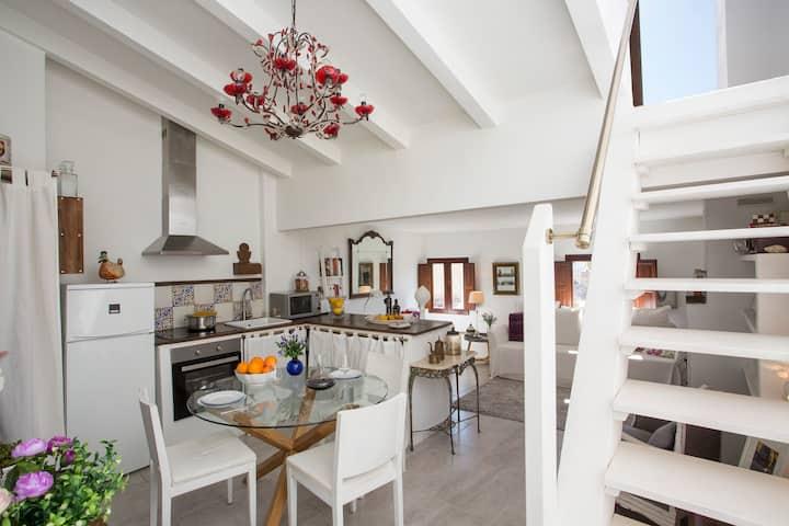 """Apartamento + Terraza """"Casa Madeli"""" mínimo 2 pax"""