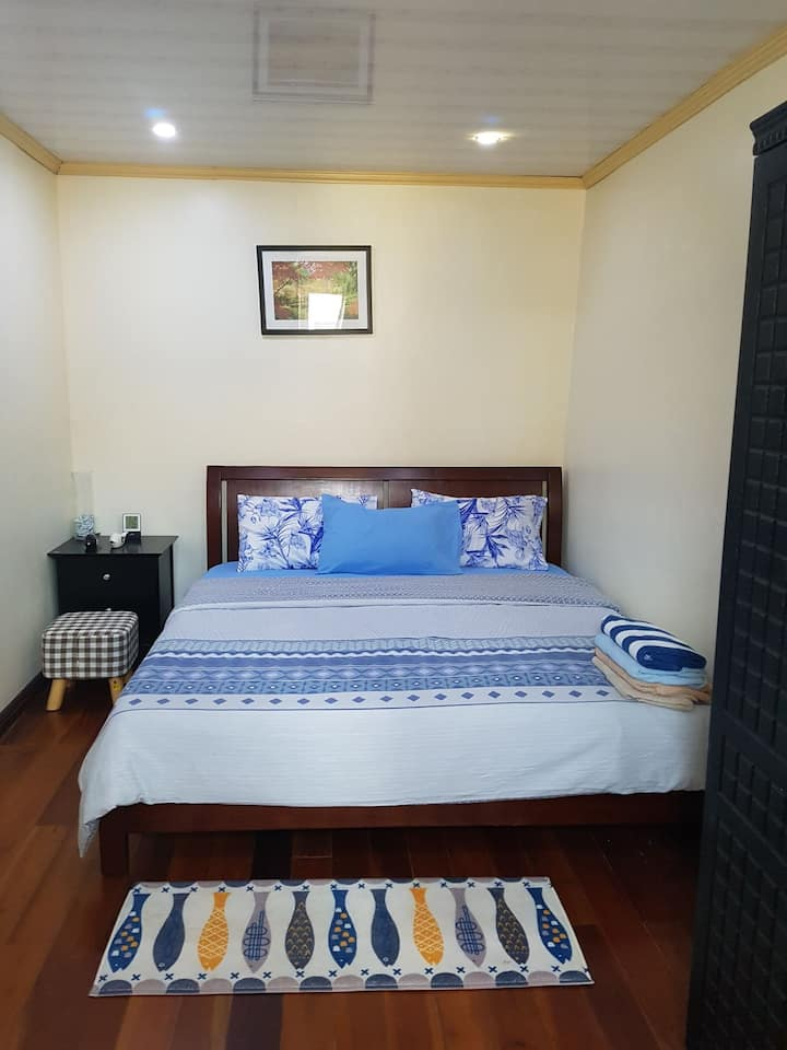 2 BR, 2 CR,  2 STOREY FULLY FURNISHED TOWNHOUSE