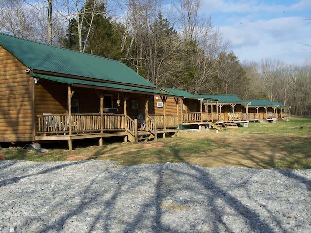 Serenity Hills Farm Cabin 3