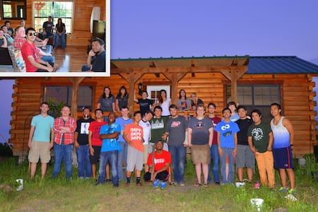Log Cabin - Huntsville