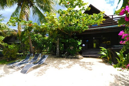 MAHAREPA BEACH by ENJOY VILLAS  - Maharepa
