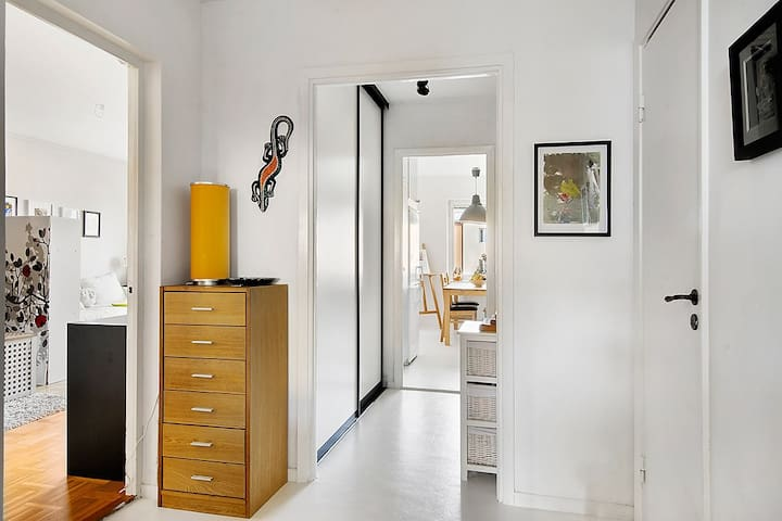 Cosy apartment in Visby