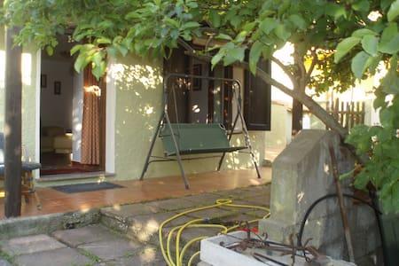 casa con giardino - Talo