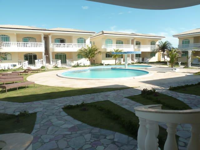 seaside apartment in Canoa - canoa quebrada - Byt