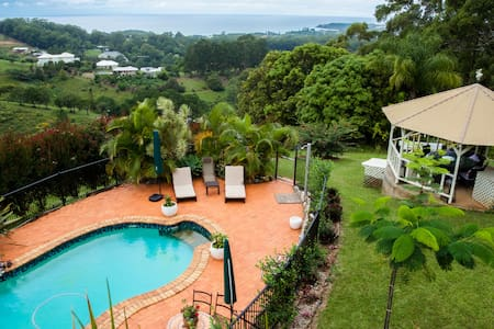 ALKIRA-Where Ocean & Mountains meet - Korora, Coffs Harbour - Szoba reggelivel