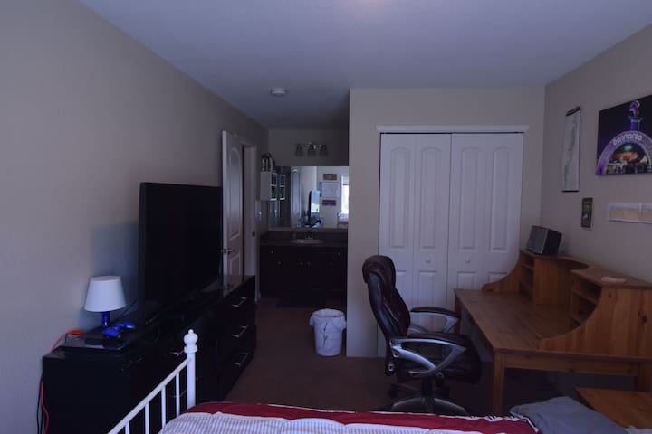 Budget Full 1 Bedroom Apt in North Denver