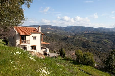 AORI hillside villa - Κοπετοί / Παλαιόχωρα