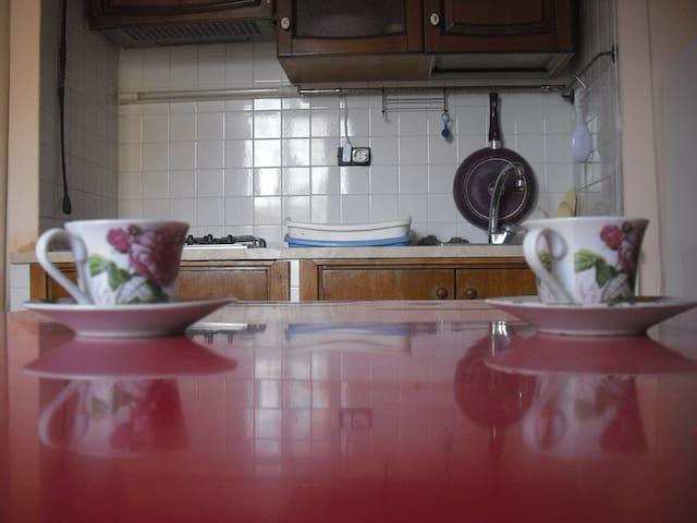 Love'sHouse Monolocale Indipendente - Rome - House