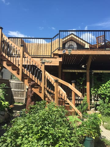 Your private Garden apartment - Minneapolis - Apartemen
