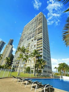 Central Surfers Paradise with views