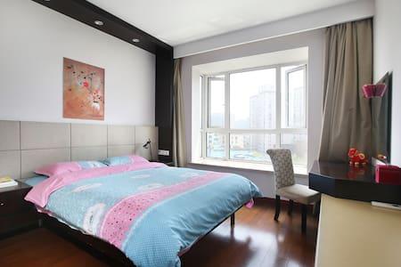 1号地铁线旁河滨国际温馨2室1厅,徐家汇 - Suzhou Shi