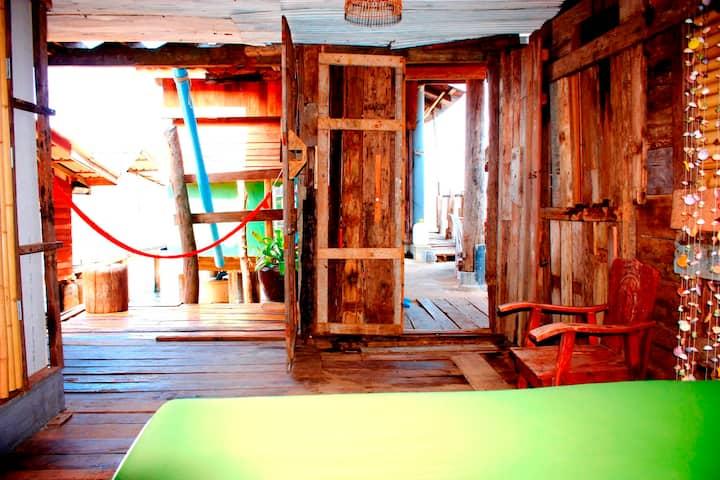 Zulu room - Muchu House on the Sea