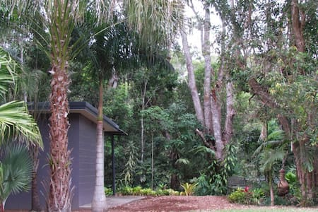 GORGEOUS CABIN ON THE LAKE among trees & wildlife - Yungaburra - Cabana