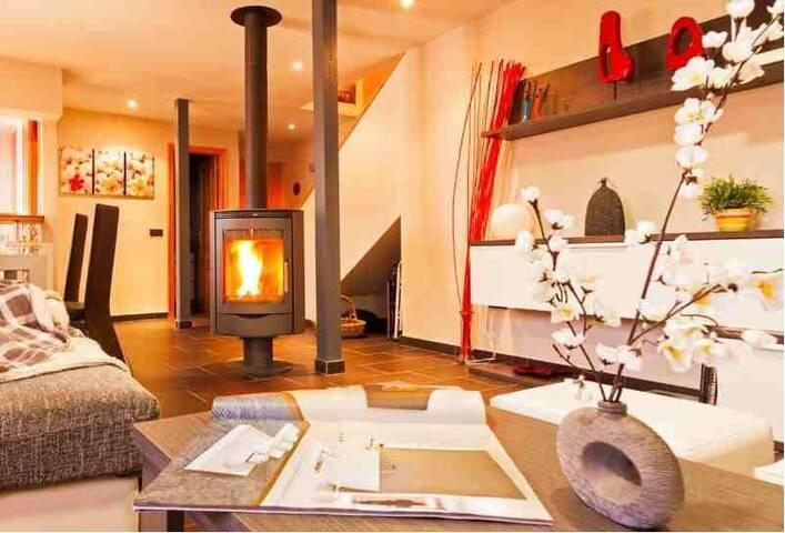2 habitaciones individ tranquilas y confortables