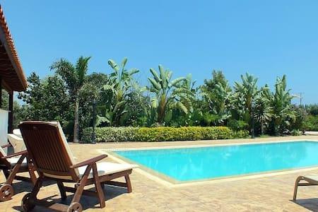 Modern luxurious garden villa - ラルナカ