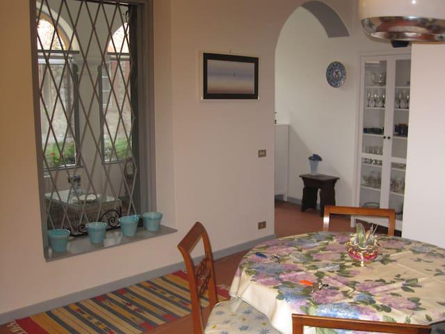 bilocale in ex filanda - Ranzanico - Apartamento