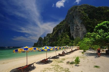 PP SAND SEA VIEW FAMILY ROOM - Ko Phi Phi