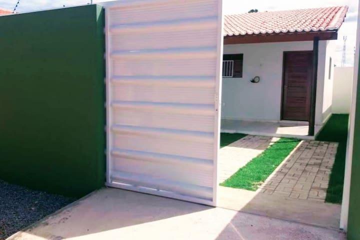 Chalé Gostoso Verde I