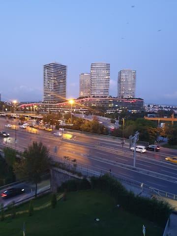 Centrally located, Great Location Beşiktaş-Şişli