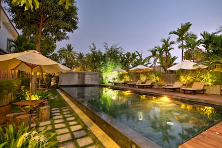 Welcome To La Residence Blanc D'Angkor - Krong Siem Reap - Boutique-Hotel