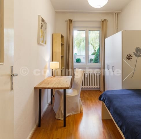 Cosy shared apartment in Charlottenburg