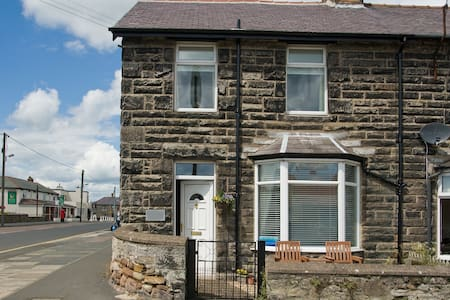 Sea Haven Cottage with free WIFI - Seahouses