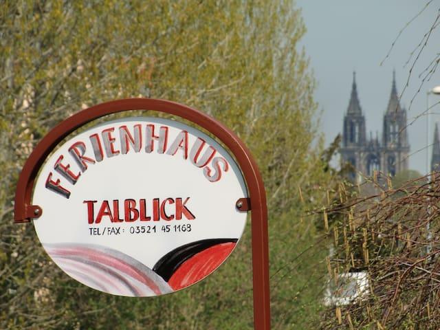 Ferienhaus Talblick Meißen - Meißen - บ้าน