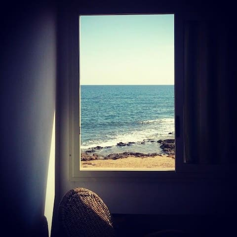 Beach house - Noto - Calabernardo - Apartment
