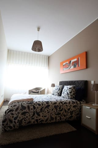 Quarto Duplo / Double Bedroom